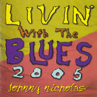 Johnny Nicholas - Livin' With The Blues