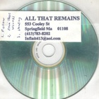 All That Remains - Demo (EP)