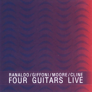 Four Guitars Live (With Lee Ranaldo, Carlos Giffoni & Thurston Moore)