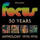 50 Years Anthology 1970-1976 - Focus 3 CD3