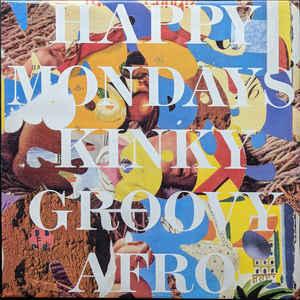 Kinky Groovy Afro (Vinyl)