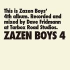 Zazen Boys - Zazen Boys 4