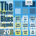 The Greatest Blues Legends. 20 Original Albums - Muddy Waters. Sings Big Bill CD1