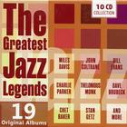 The Greatest Jazz Legends. 19 Original Albums - Miles Davis. Sketches Of Spain CD1