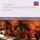 J.S.Bach: Sonatas And Partitas For Violin Solo CD1